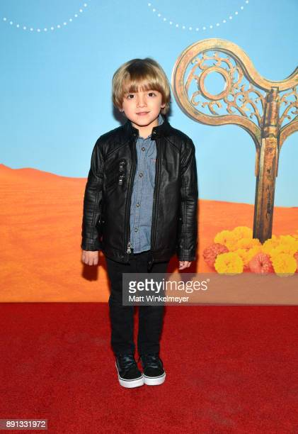 Jeremy Maguire attends Cirque du Soleil presents the Los Angeles premiere event of 'Luzia' at Dodger Stadium on December 12 2017 in Los Angeles...