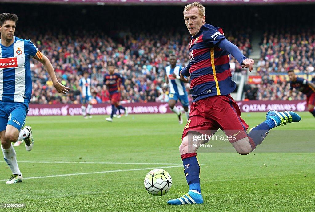 FC Barcelona v Real CD Espanyol - La Liga : News Photo