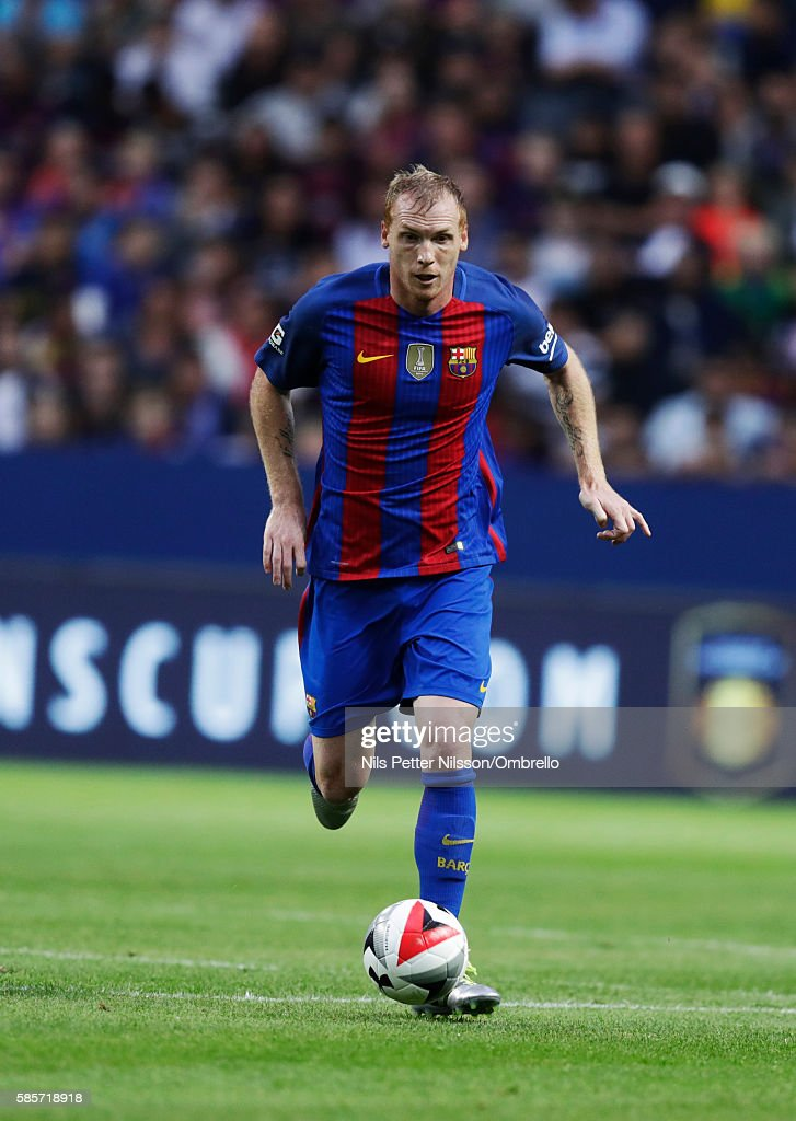 International Champions Cup 2016 - Leicester City v Barcelona