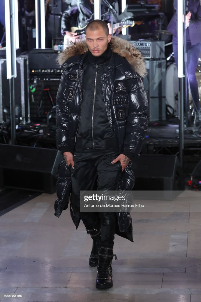 Philipp Plein - February 2017 - New York Fashion Week : News Photo