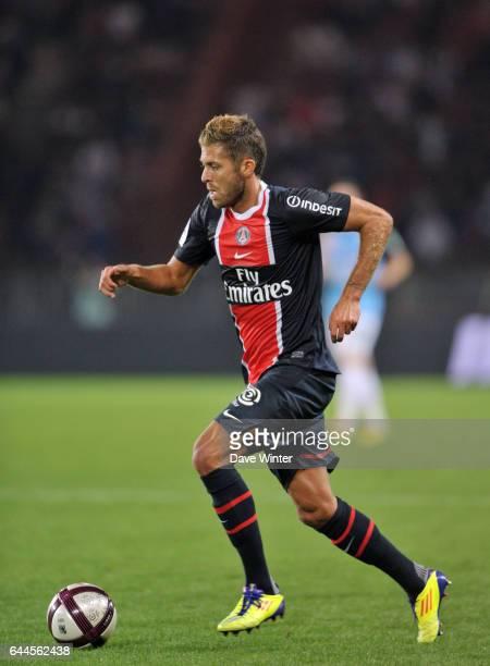 Jeremy MENEZ PSG / Brest 5eme journee de Ligue 1 Photo Dave Winter / Icon Sport