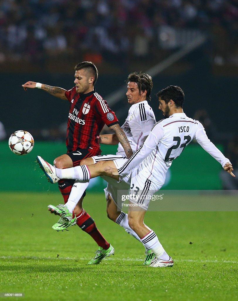 AC Milan v Real Madrid
