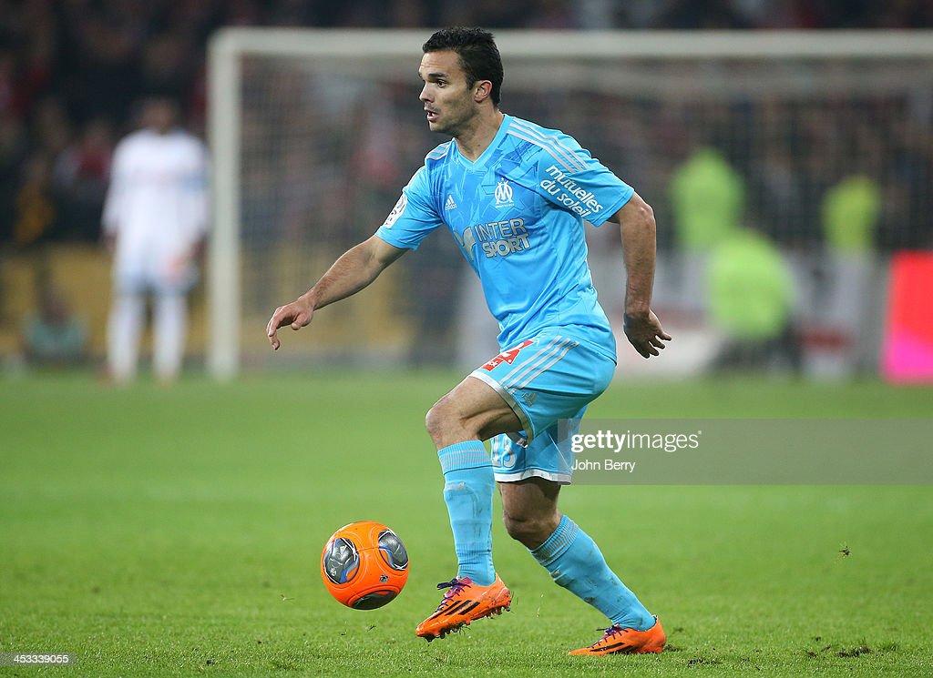 LOSC Lille v Olympique de Marseille - Ligue 1 : Photo d'actualité