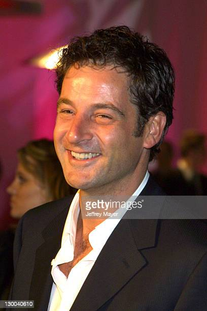 Jeremy Northam during 2002 Vanity Fair Oscar Party Hosted by Graydon Carter Arrivals at Morton's Restaurant in Beverly Hills California United States