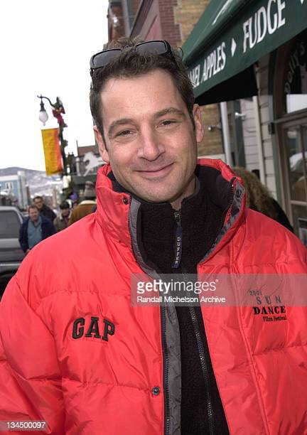 Jeremy Northam during Sundance 2001 Enigma Portraits in Park City Utah United States