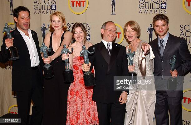 Jeremy Northam Emily Watson Kelly MacDonald Bob Balaban Helen Mirren and Ryan Phillippe