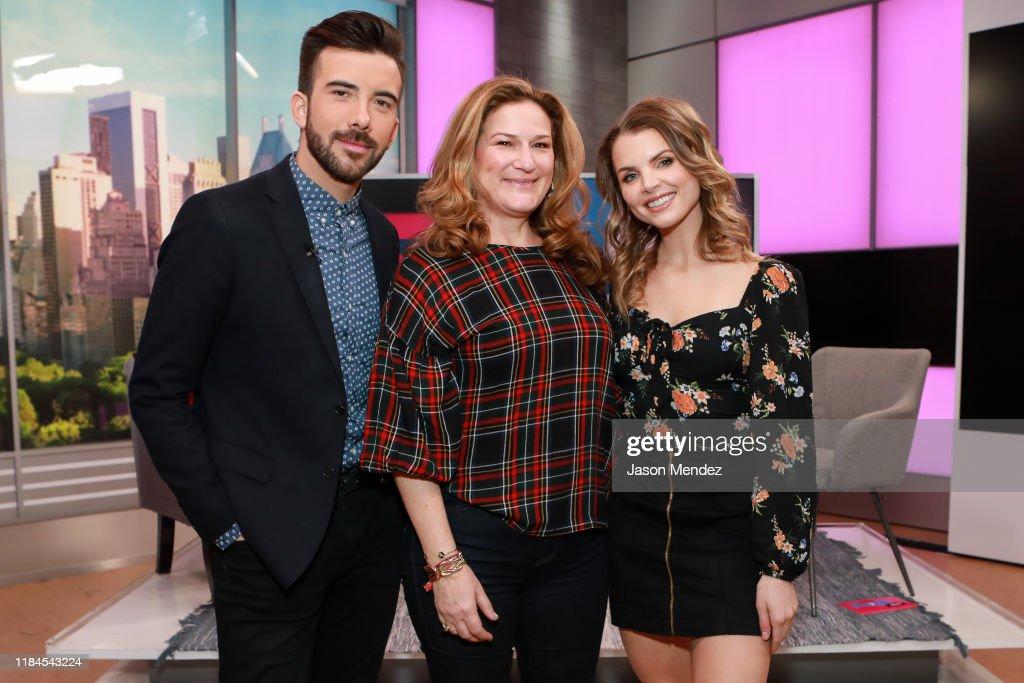 Celebrities Visit People Now - November 25, 2019 : News Photo