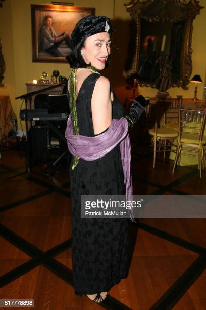Jeremy Peterson attends Portrait artist ZITA DAVISSON's Great Gatsby Party A Roaring 20's Evening at Private Residence on October 20 2010 in New York