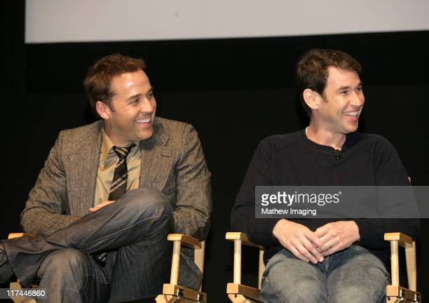 Jeremy Piven and Doug Ellin, Creator and Executive Producer *EXCLUSIVE*