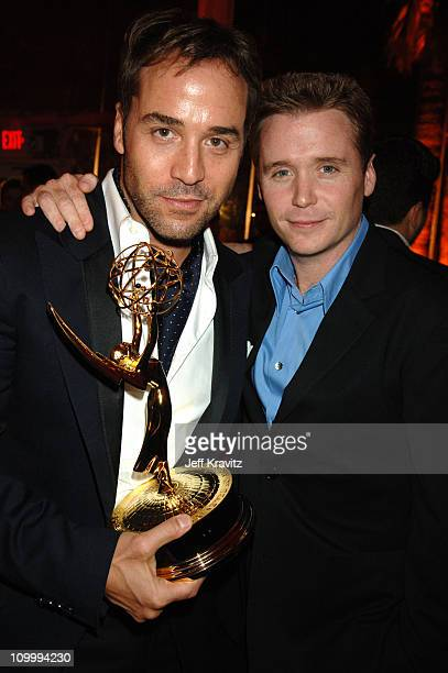 Jeremy Piven and Kevin Connolly