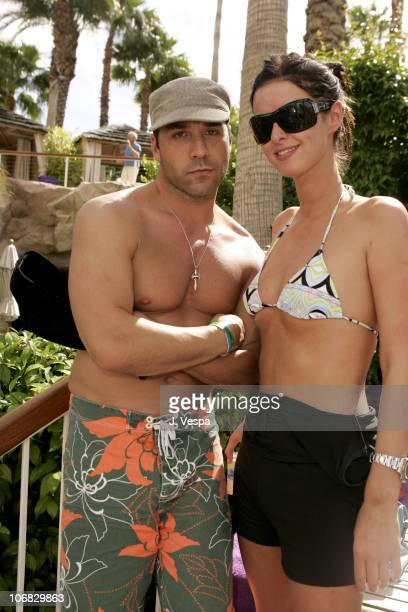 Jeremy Piven and Nicky Hilton during Hard Rock Hotel and Casino 10th Anniversary Weekend - Jeff Beacher Receives Key to Las Vegas at Hard Rock Hotel...