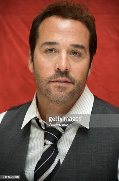 Jeremy Piven at the Entourage Press Conference at the Four Seasons Hotel on July 9 2009 in Beverly Hills California