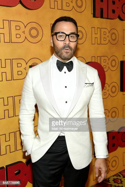 Jeremy Piven attends HBO's Post Emmy Awards Reception at The Plaza at the Pacific Design Center on September 17 2017 in Los Angeles California
