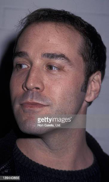 Jeremy Piven attends Miramax Party Honoring Henry Diltz on November 30 2000 at the Hard Rock Cafe in Los Angeles California
