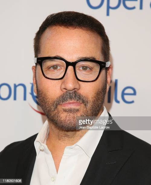 Jeremy Piven attends Operation Smile's Hollywood Fight Night hosted by Brooke Burke and Manny Pacquiao at the Beverly Hilton on November 06, 2019 in...