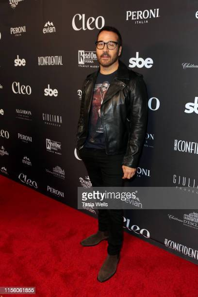 Jeremy Piven attends sbe Celebrates the Grand Re-Opening and debut of Cleo Hollywood at Cleo Hollywood on June 14, 2019 in Los Angeles, California.