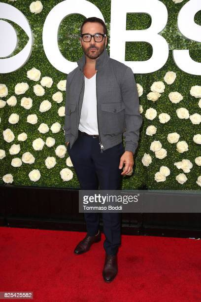 Jeremy Piven attends the 2017 Summer TCA Tour CBS Television Studios' Summer Soiree at CBS Studios Radford on August 1 2017 in Studio City California