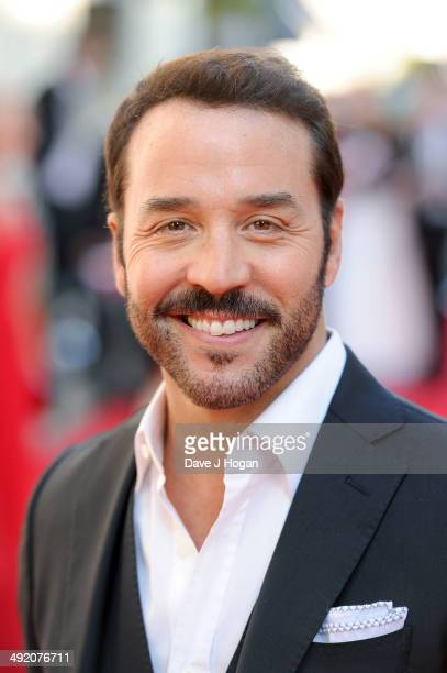 Jeremy Piven attends the Arqiva British Academy Television Awards at Theatre Royal on May 18 2014 in London England