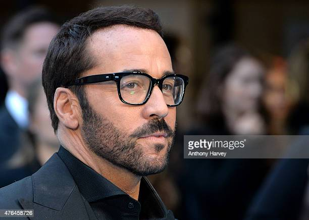 "Jeremy Piven attends the European Premiere of ""Entourage"" at Vue West End on June 9, 2015 in London, England."