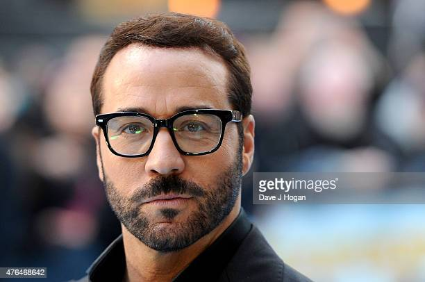 Jeremy Piven attends the European Premiere of Entourage at Vue West End on June 9 2015 in London England