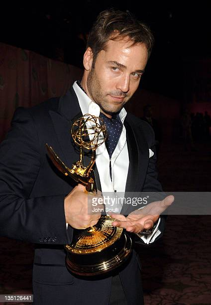 Jeremy Piven during 58th Annual Primetime Emmy Awards - HBO After Party - Red Carpet and Inside at Pacific Design Center in West Hollywood,...