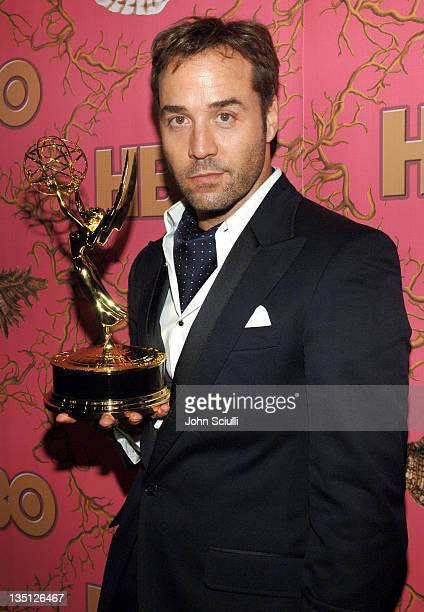 Jeremy Piven during 58th Annual Primetime Emmy Awards HBO After Party Red Carpet and Inside at Pacific Design Center in West Hollywood California...