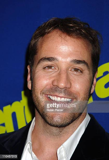 Jeremy Piven during Entourage Season Three New York Premiere Arrivals at Skirball Center for the Performing Arts at NYU in New York City New York...