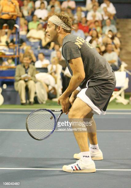 """Jeremy Piven during Gibson and Baldwin Host 2006 """"Night at the Net"""" - Game at Los Angeles Tennis Center in Westwood, California, United States."""