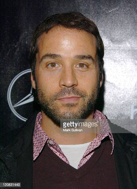 Jeremy Piven during Harman/Kardon VIP Celebrity Party at The Rolling Stones Concert Red Carpet Inside at Hollywood Bowl in Hollywood California...