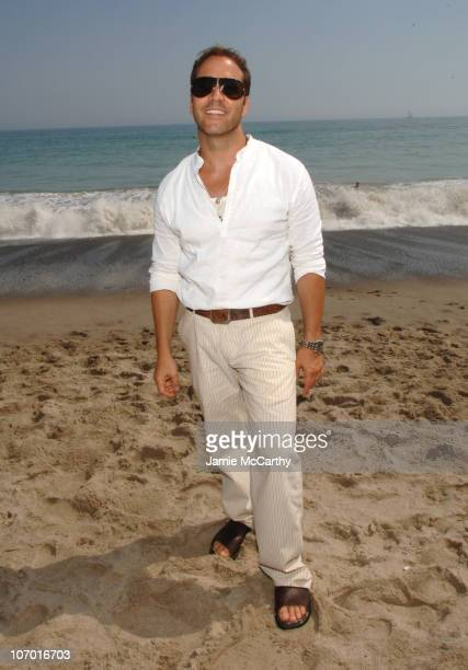 Jeremy Piven during Jeremy Piven Birthday Party Hosted by 10 Cane Rum and N9ne Steakhouse at The Polaroid Beach House at Polaroid Beach House in...