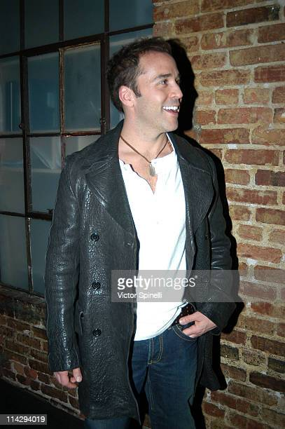 Jeremy Piven during Jeremy Piven's Journey of a Lifetime Los Angeles Viewing Party at Cinespace in Los Angeles California United States