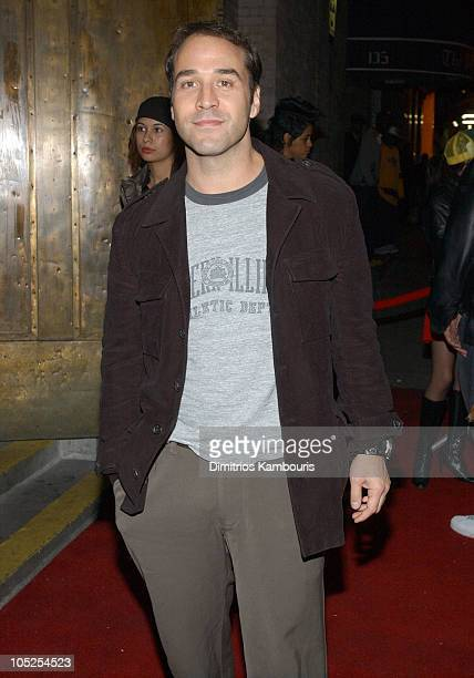 Jeremy Piven during New York Launch of Von Dutch at Show in New York City New York United States