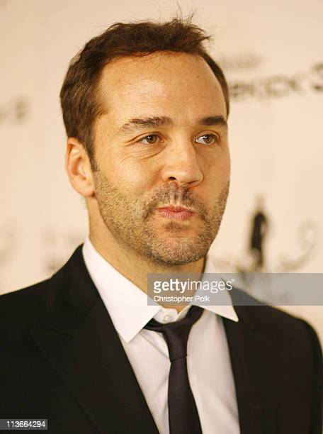 Jeremy Piven during TMobile Sidekick 3 DWade Edition launch Red Carpet at The Palms in Las Vegas California United States