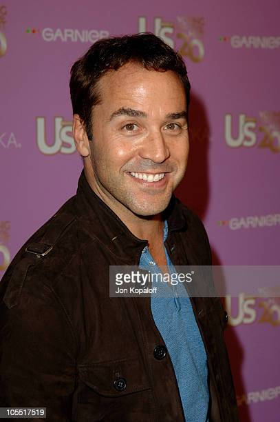 Jeremy Piven during US Weekly's Young Hollywood Hot 20 September 16 2005 at LAX in Hollywood California United States