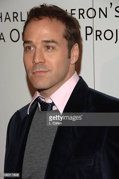Jeremy Piven during Vanity Fair Amped For Africa Arrivals and Inside at Republic in Los Angeles California United States