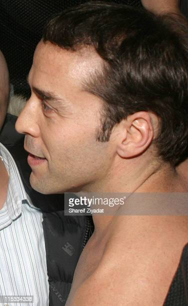 Jeremy Piven during Wyclef Jean's Yele Haiti Fundraiser at PM in New York, United States.