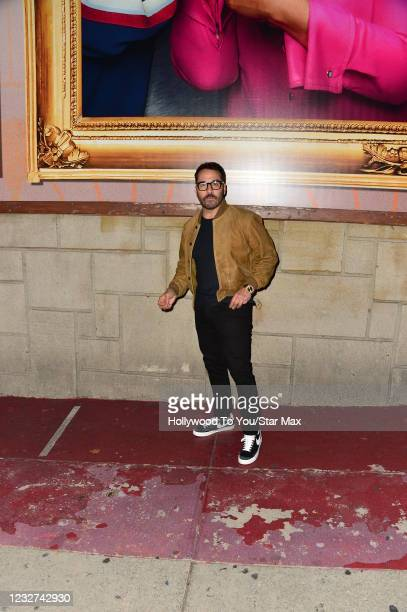 Jeremy Piven is seen on May 6, 2021 in Los Angeles, California.