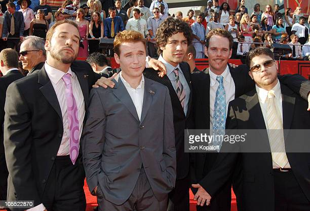 Jeremy Piven Kevin Connolly Adrian Grenier Kevin Dillon and Jerry Ferrara