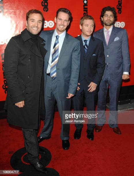 Jeremy Piven Kevin Dillon Kevin Connolly and Adrian Grenier