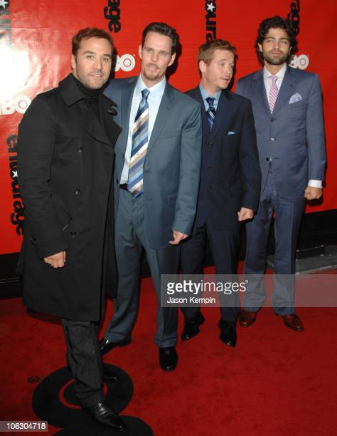 Jeremy Piven, Kevin Dillon, Kevin Connolly and Adrian Grenier