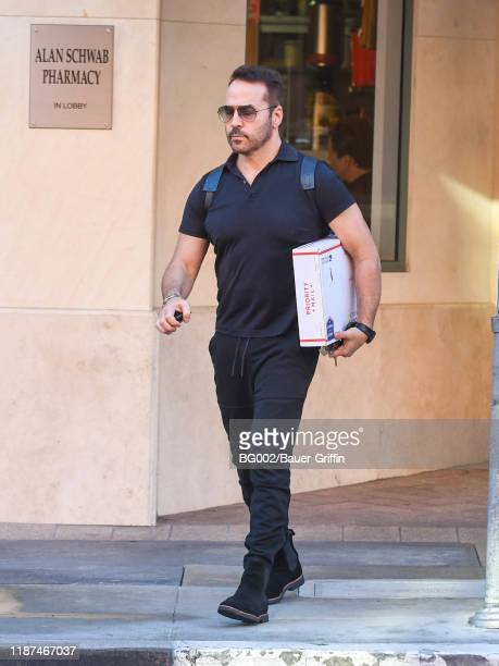 Jeremy Piven on December 09 2019 in Los Angeles California