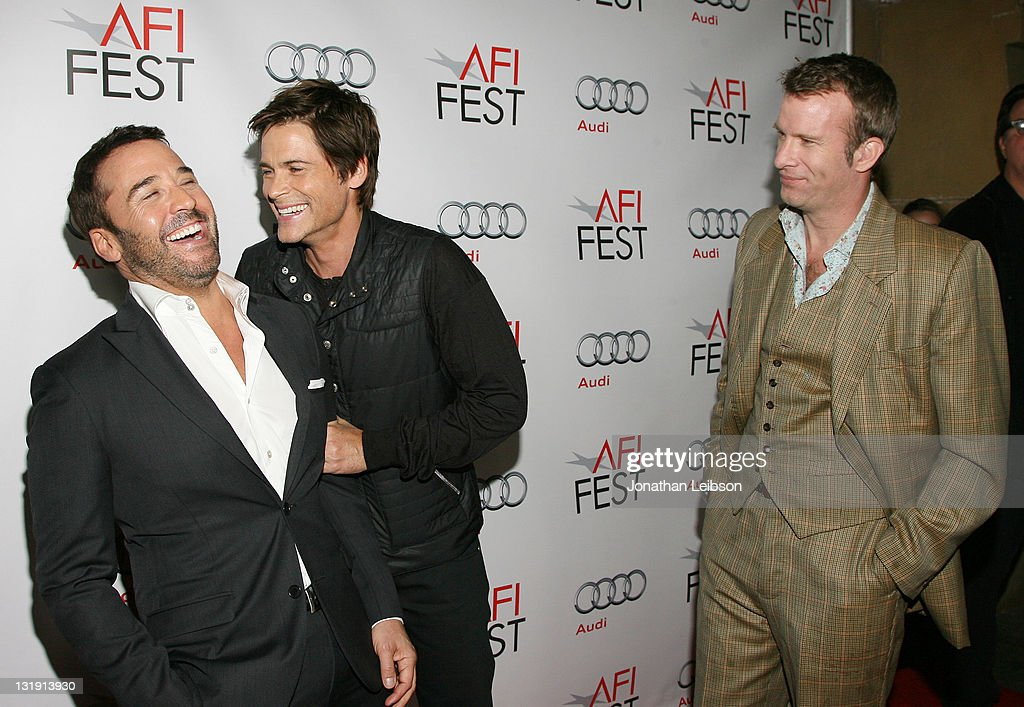 Image result for i melt with you special screening thomas jane rob lowe jeremy piven