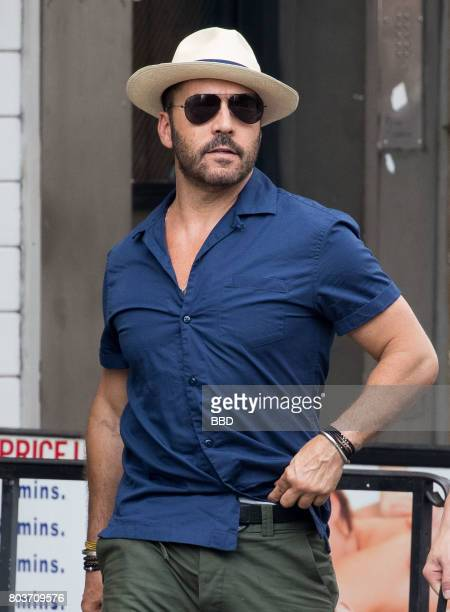 Jeremy Piven seen on June 29 2017 in New York City