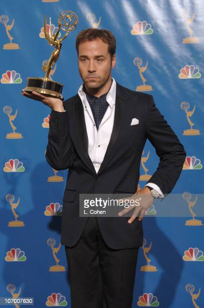 Jeremy Piven winner Outstanding Supporting Actor In A Comedy Series for Entourage