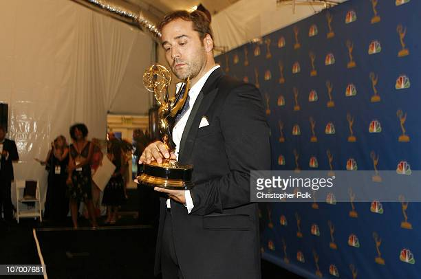 """Jeremy Piven, winner Outstanding Supporting Actor In A Comedy Series for """"Entourage"""""""