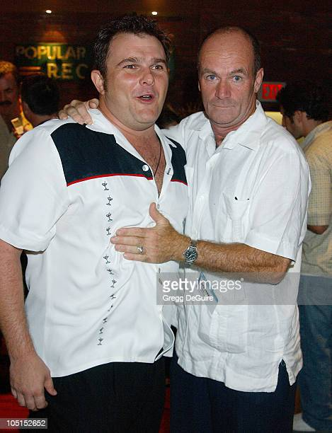 Jeremy Ratchford John Finn of Cold Case during 2003 TCA Summer Press Tour CBS Party in Hollywood California United States
