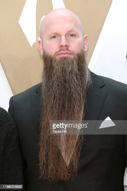 Jeremy Reeves attends the 53nd annual CMA Awards at Bridgestone Arena on November 13 2019 in Nashville Tennessee