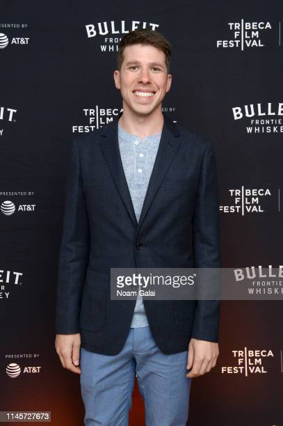 Jeremy Reitz attends the Plus One Premiere After Party at the Bulleit 3D printed Frontier Lounge during Tribeca Film Festival on April 28 2019 in New...