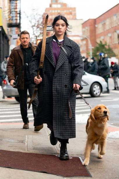 NY: Celebrity Sightings In New York City - December 08, 2020