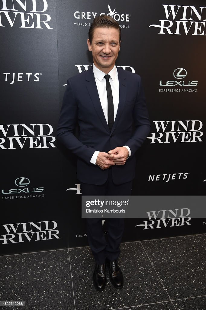 "The Weinstein Company Hosts A Screening Of ""Wind River""- Arrivals"